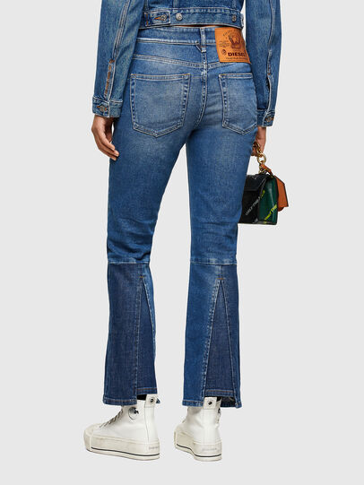 Diesel - D-Earlie 009NP, Medium blue - Jeans - Image 2