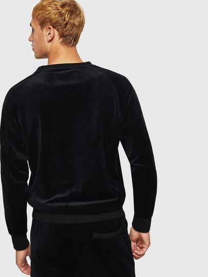 Diesel - UMLT-MAX, Black - Sweaters - Image 2
