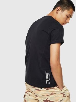 T-HOVER, Black - T-Shirts