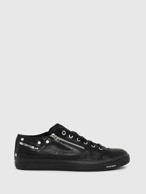 EXPO-ZIP LOW, Black - Sneakers