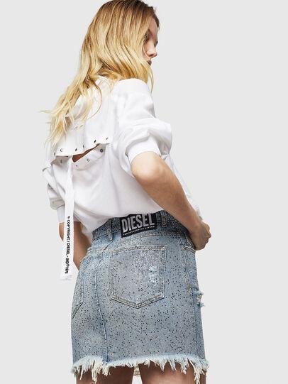 Diesel - DE-ELLE-S,  - Skirts - Image 5