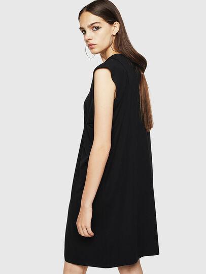 Diesel - D-SULE, Black - Dresses - Image 2