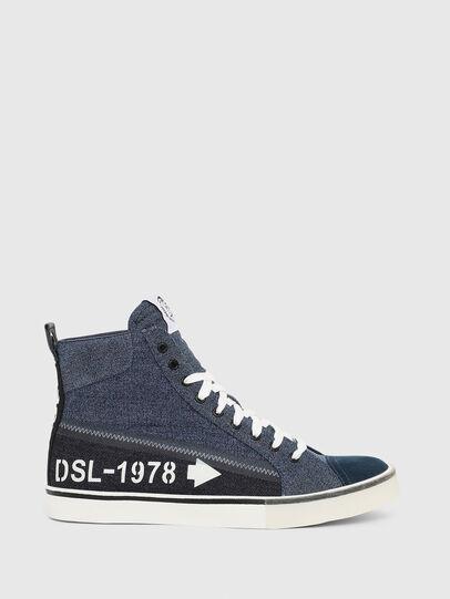 Diesel - S-DVELOWS MID, Blue Jeans - Sneakers - Image 1