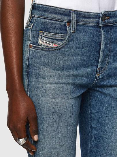 Diesel - Babhila 09A01, Medium blue - Jeans - Image 4