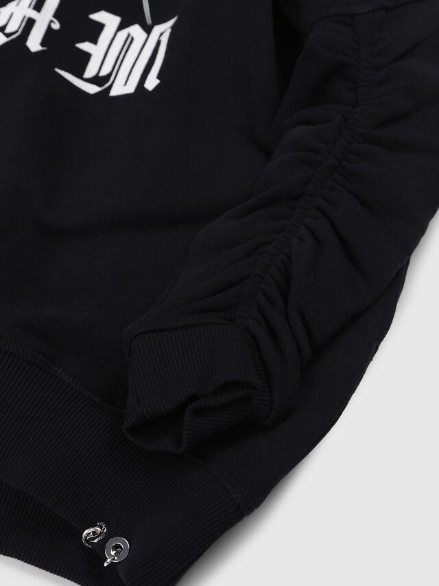 Diesel - SFRIA, Black - Sweaters - Image 3
