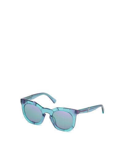 Diesel - DL0270, Azure - Sunglasses - Image 2