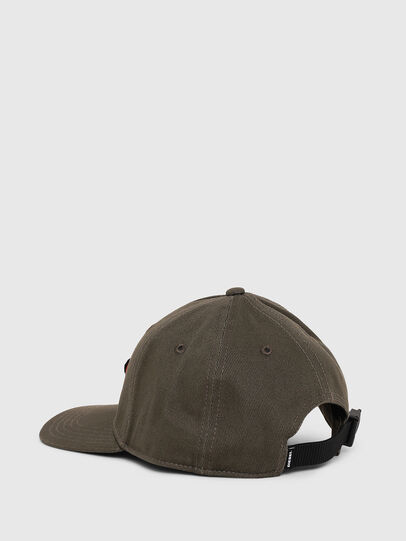 Diesel - C-DIGRA, Military Green - Caps - Image 2