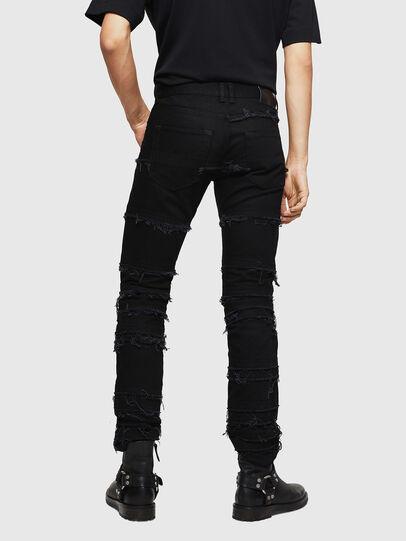 Diesel - TYPE-2813-X, Black - Jeans - Image 2