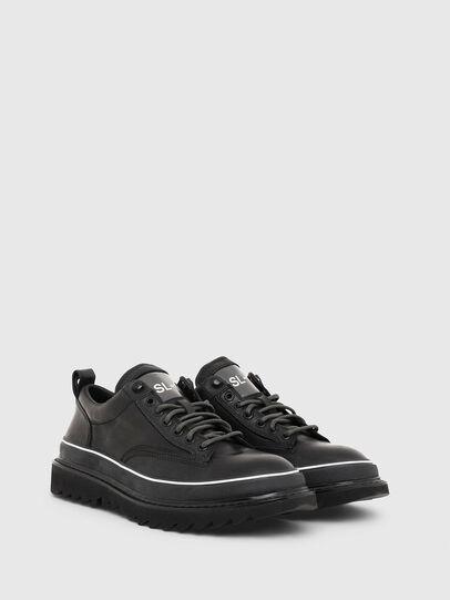 Diesel - H-SHIROKI DBS, Black - Sneakers - Image 2