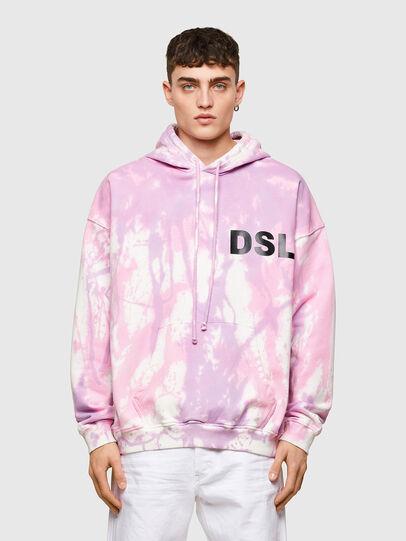 Diesel - S-UMMERIB-E1, Pink - Sweaters - Image 1