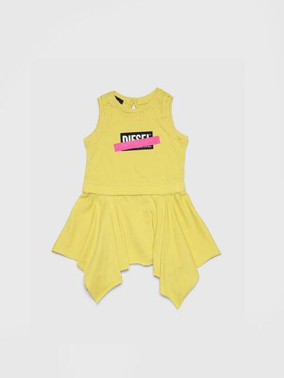 Diesel - DAMITRIB, Yellow - Dresses - Image 1
