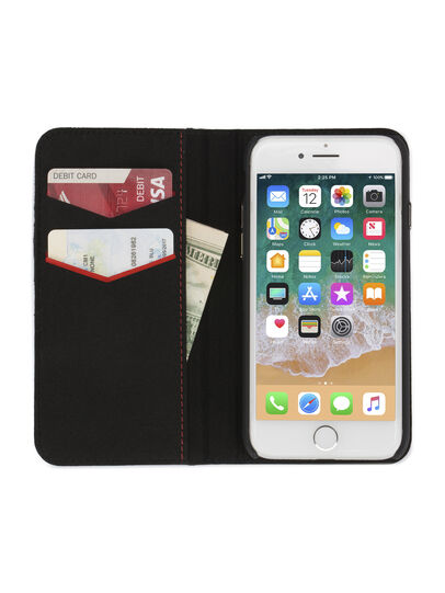 Diesel - DENIM IPHONE 8 PLUS/7 PLUS FOLIO,  - Flip covers - Image 4