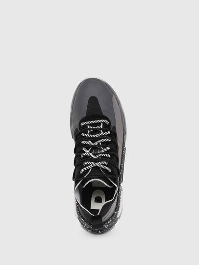 Diesel - S-KIPPER BAND, Gray/Black - Sneakers - Image 4