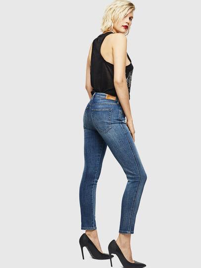 Diesel - Babhila 0098Z, Medium blue - Jeans - Image 6
