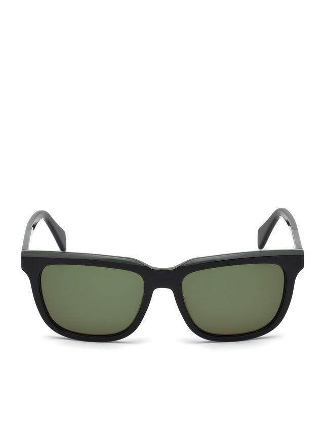 Diesel - DL0224, Green - Eyewear - Image 1