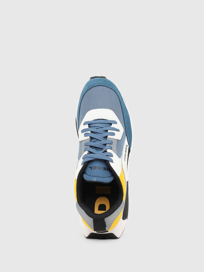 Diesel - S-TYCHE LOW CUT, Yellow/Blue - Sneakers - Image 5
