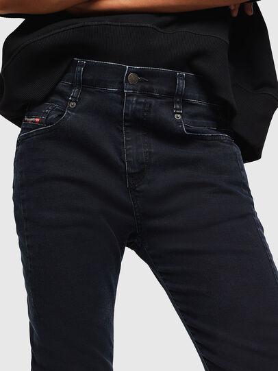 Diesel - Fayza 069GL, Dark Blue - Jeans - Image 3