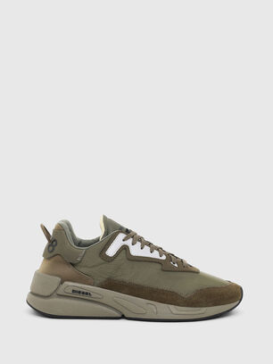S-SERENDIPITY LC, Olive Green - Sneakers