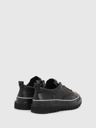 Diesel - H-SHIROKI DBS, Black - Sneakers - Image 3
