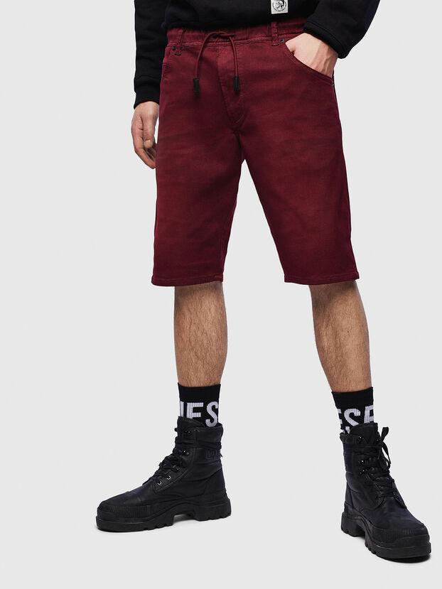D-KROOSHORT JOGGJEANS, Brown - Shorts