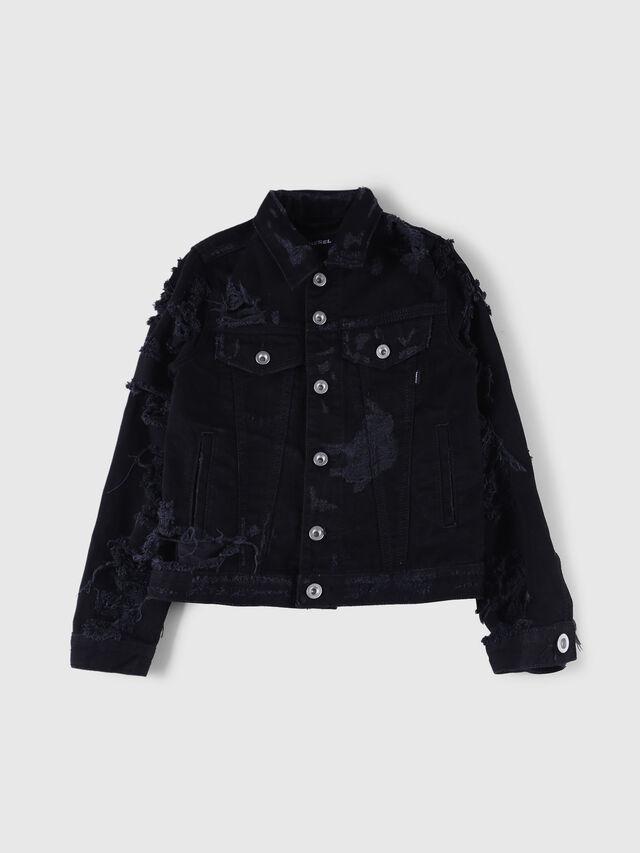 Diesel - JEVISTY, Black Jeans - Jackets - Image 1