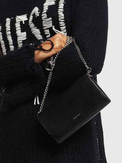Diesel - GIPSI LC, Black - Small Wallets - Image 6