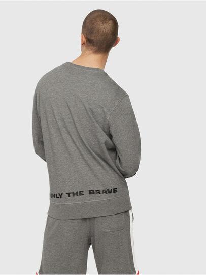 Diesel - UMLT-WILLY, Grey - Sweaters - Image 2