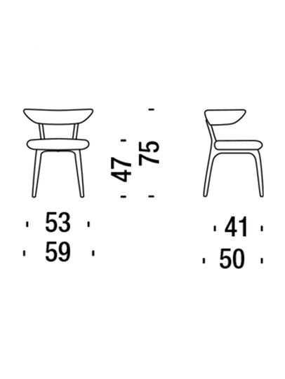 Diesel - DL2H55 SHORTWAVE,  - Chairs - Image 2