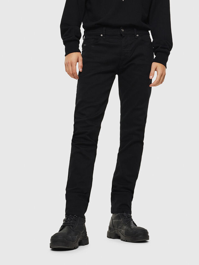 Diesel Thommer 0688H, Black/Dark grey - Jeans - Image 1