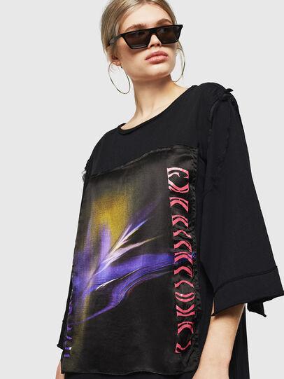 Diesel - D-PAIGEST, Black - Dresses - Image 4