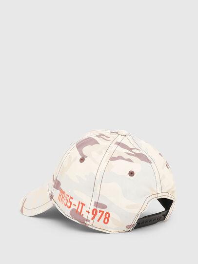 Diesel - CIKAMU, Beige - Caps - Image 2