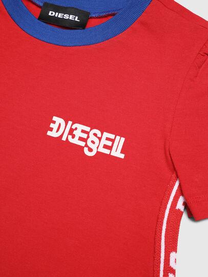 Diesel - DARRYSAB-R, Red - Dresses - Image 3