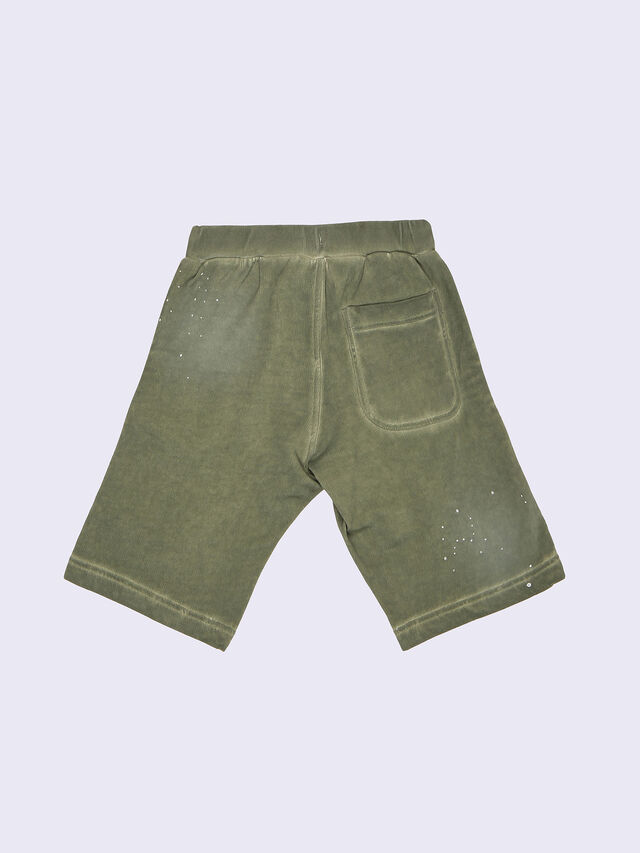 PILLOR, Olive Green