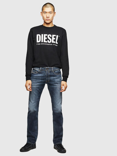 Diesel - Safado 0885K, Dark Blue - Jeans - Image 5