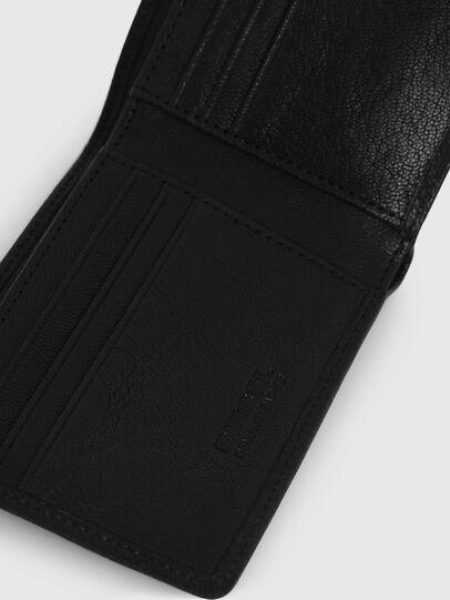 Diesel - NEELA XS, Black Leather - Small Wallets - Image 4