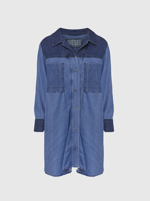DE-NILLA, Medium blue - Denim Shirts