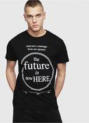 T-DIEGO-YD, Black - T-Shirts