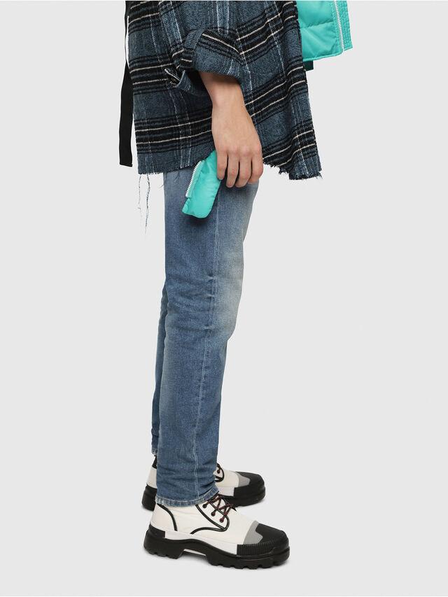 Diesel - Larkee-Beex 089AW, Medium blue - Jeans - Image 3