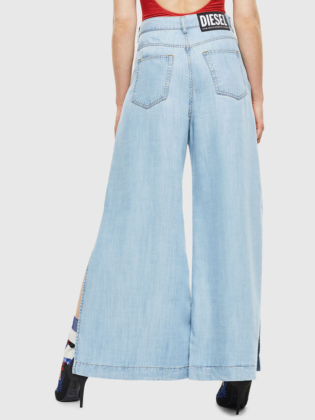 Diesel - DE-MATYN, Light Blue - Pants - Image 2