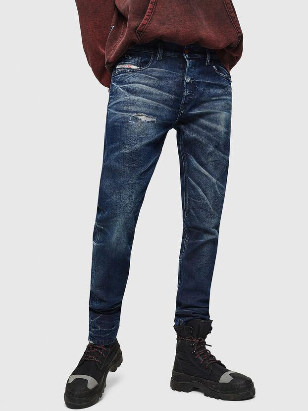 Tepphar 084AM, Dark Blue - Jeans