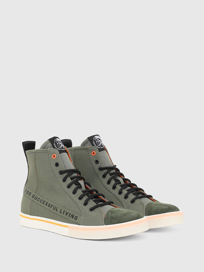 Diesel - S-DVELOWS ML, Military Green - Sneakers - Image 2