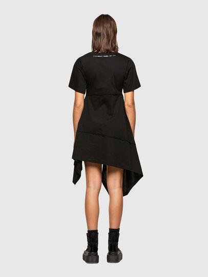 Diesel - D-STORM-A1, Black - Dresses - Image 2
