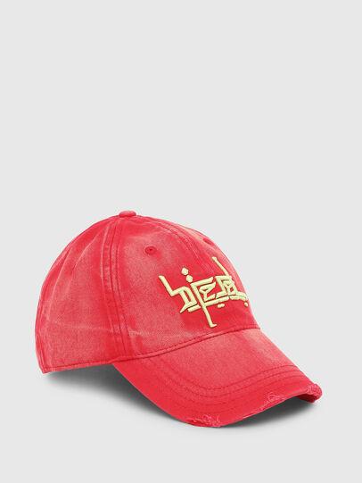 Diesel - COTRAI, Red - Caps - Image 1