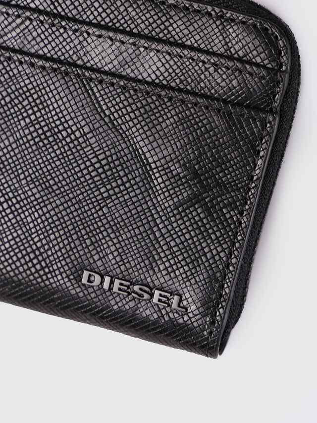 Diesel PASS ME, Black - Continental Wallets - Image 3