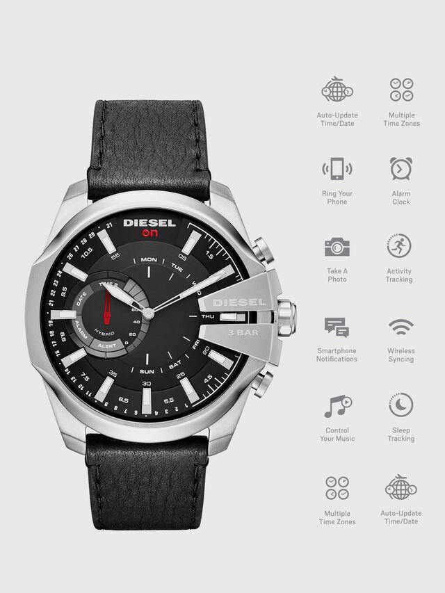 Diesel DT1010, Black - Smartwatches - Image 1