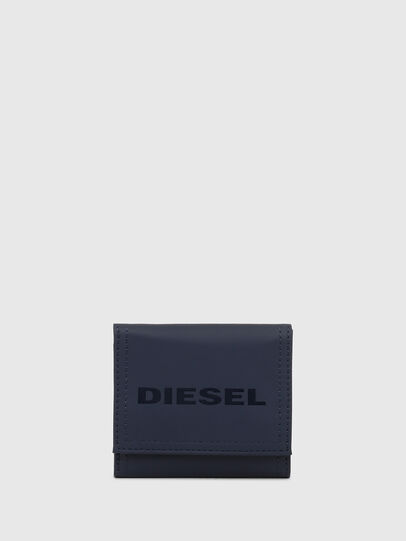 Diesel - YOSHINO LOOP, Dark Blue - Small Wallets - Image 1