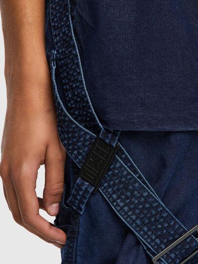 Diesel - D-Fedry JoggJeans® 0CBBZ, Dark Blue - Jeans - Image 4