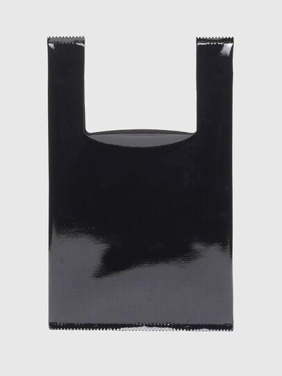 Diesel - GAR BAG XS, Black - Shopping and Shoulder Bags - Image 2