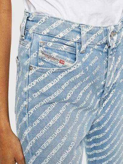 Diesel - D-Eiselle 009AU, Medium blue - Jeans - Image 3