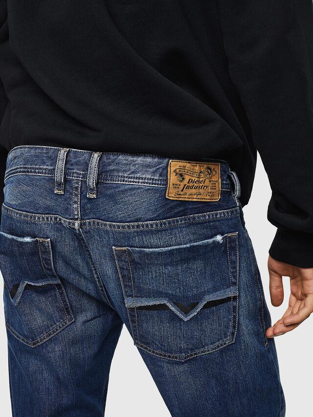Diesel - Zatiny 008XR, Dark Blue - Jeans - Image 4
